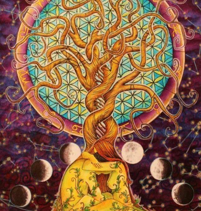 Sacred Intimacy, van individueel orgasme naar collectief hoogtepunt